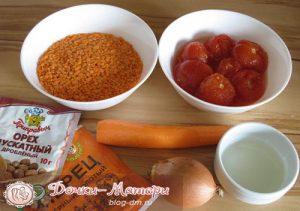 продукты для супа
