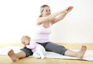 упражнения с ребенком