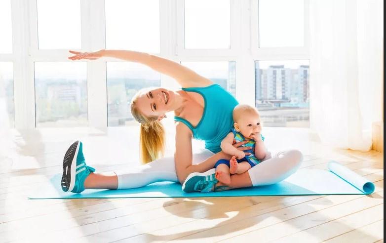 спорт после родов