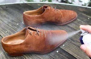 пропитка обуви из нубука