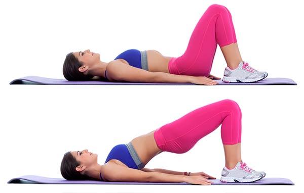 Упражнения для здоровья и стройности