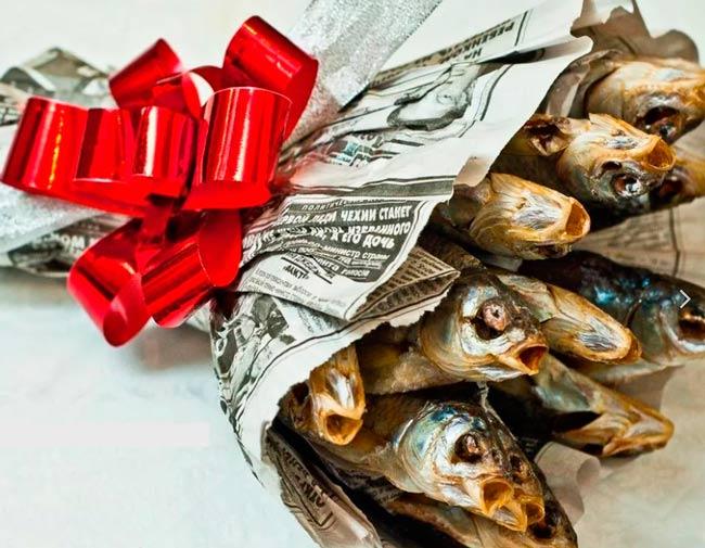 мужской-букет-из-рыбы