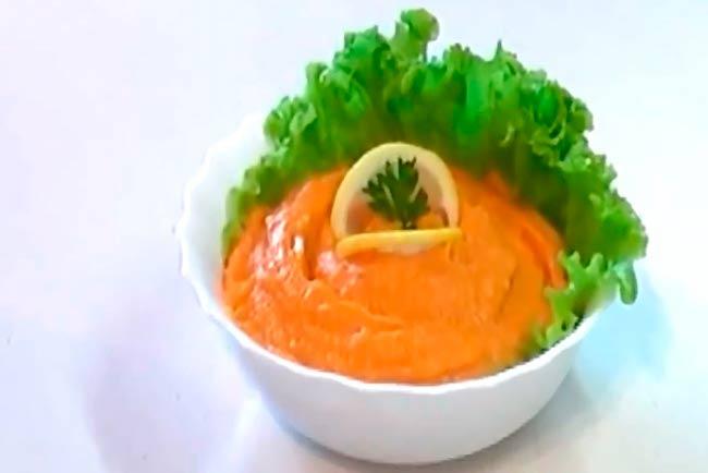икра-из-кабачков-и-помидор