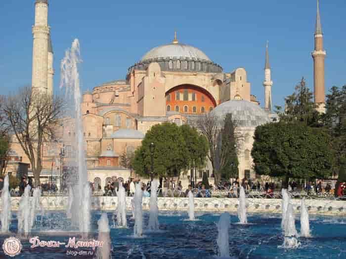 фонтан-и-собор