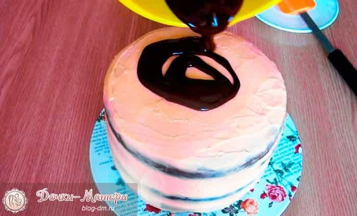 торт-ларри-глазурь