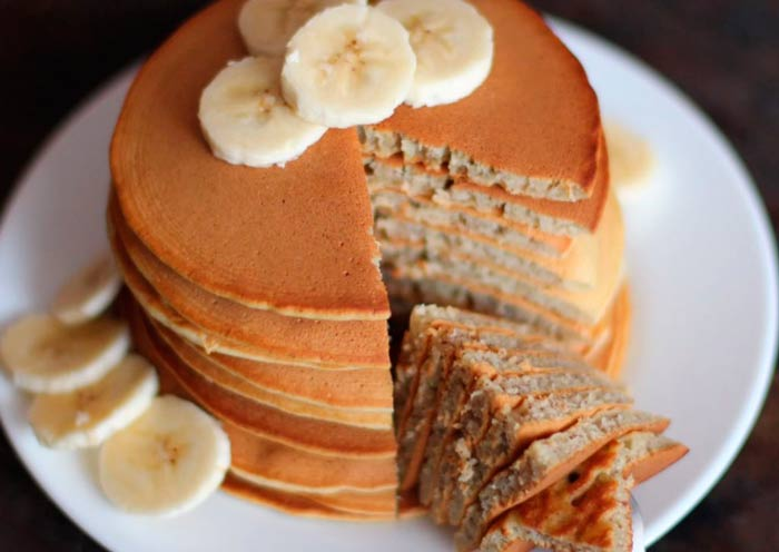 банановые-панкейки1
