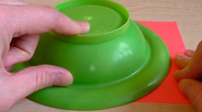 обрисовываем-тарелку