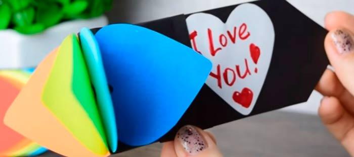открытка-из-бумаги-и-картона