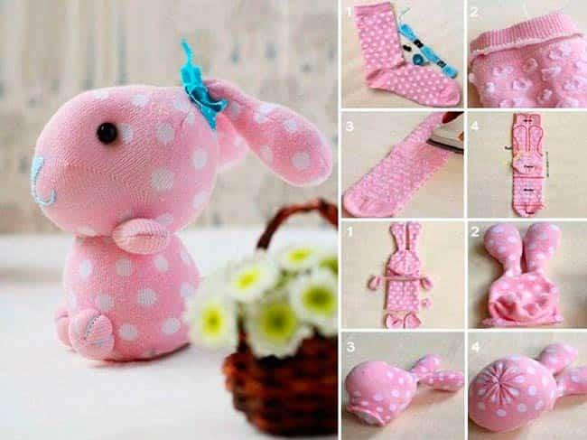 Кролик-из-носка