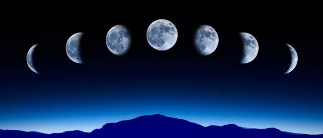 фазы-луны