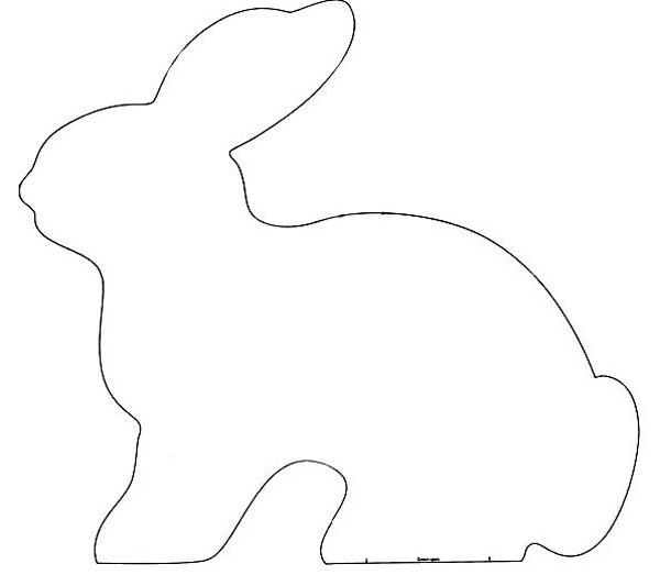 выкройка-пасхального-кролика