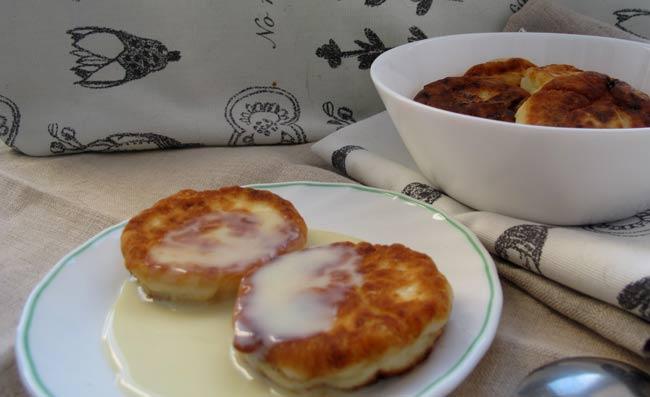 сырники-на-сковороде