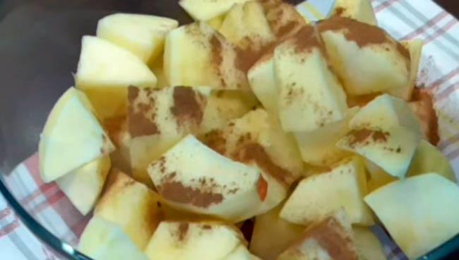 порезать-яблоки
