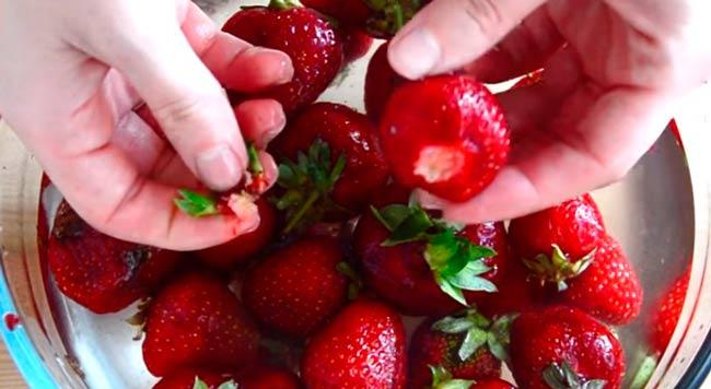 промываем-ягоду