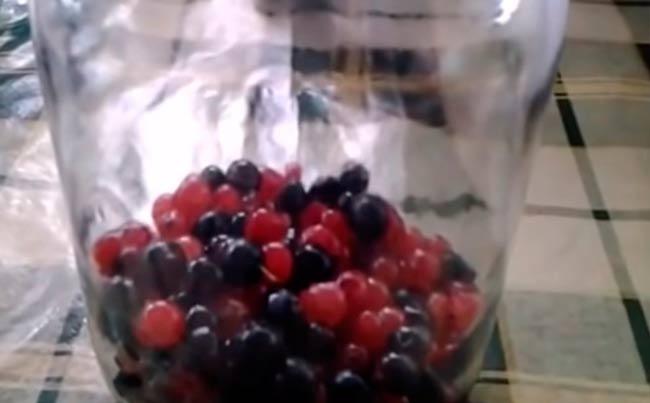 засыпаем-ягоды