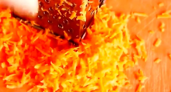 натираем-морковь