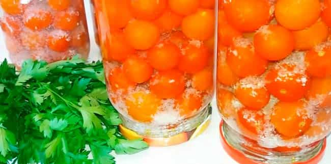 помидоры-с-чесноком-на-зиму