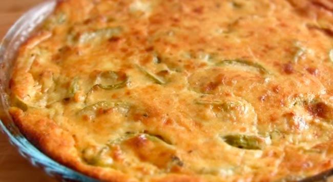 запеканка-кэсарол-с-плавленым-сыром