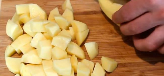 измельчаем-картофель