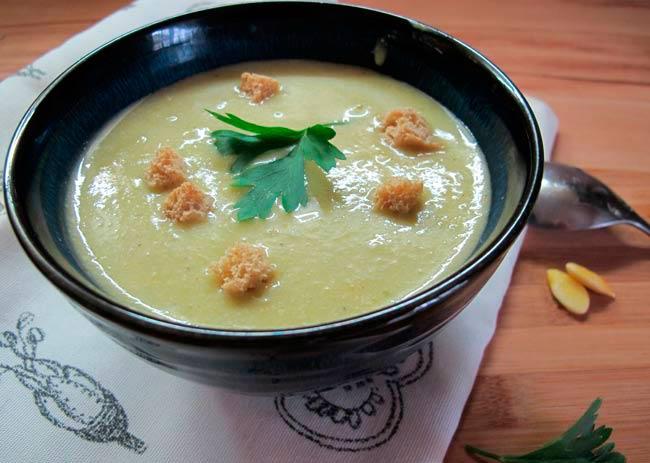 тыквенный-суп-пюре
