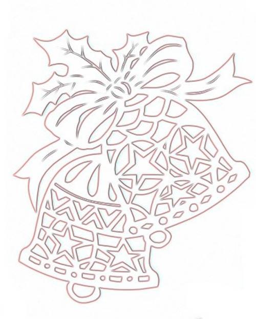 Колокольчик-мозаика