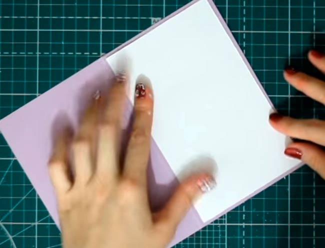 наклеиваем-акварельную-бумагу