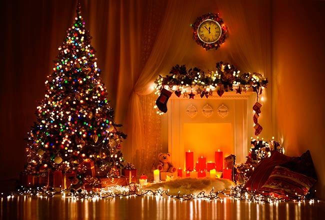 новогодний-праздник