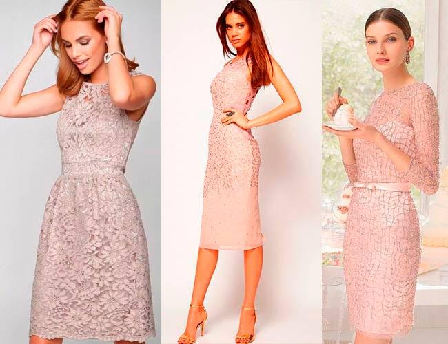 платья-водолеи