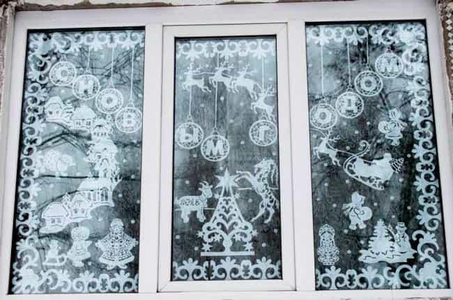 украшаем-окна