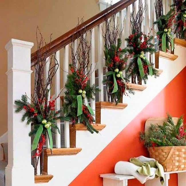 украшение-лестниц
