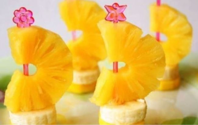 ананасные-канапе