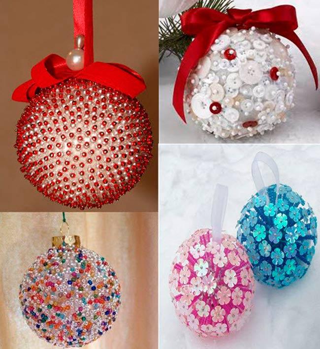 шары-блестящие