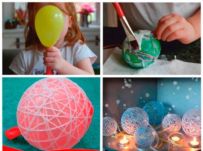 шары-из-шариков