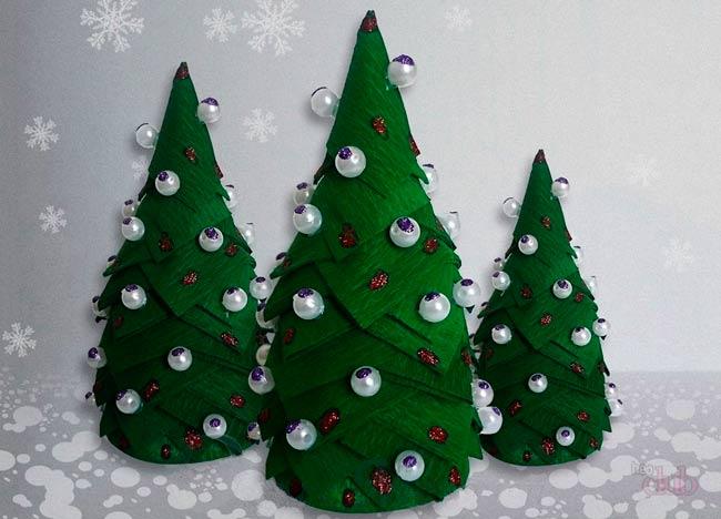 зеленые-елки