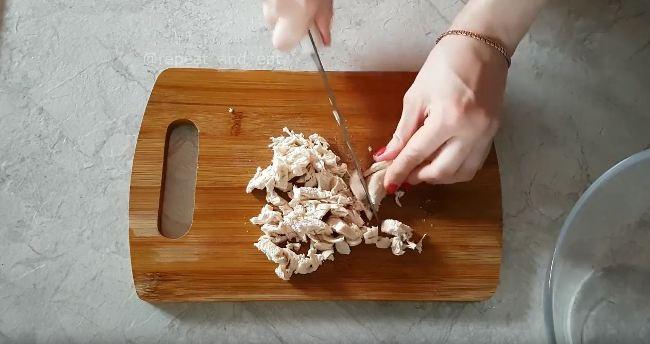 нарезаем-курицу
