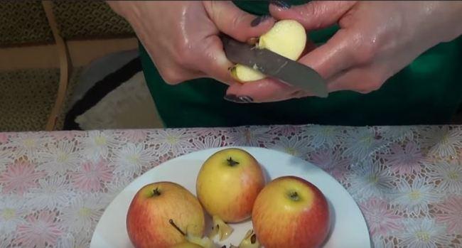 режем-яблоки