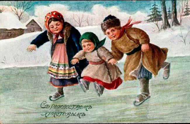 рождество-на-катке