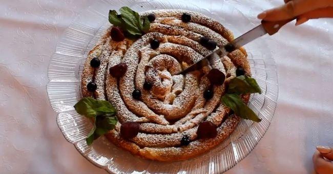 блинный-торт-из-вареной-сгущенки