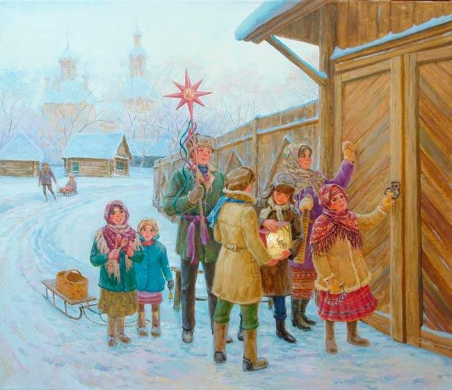 колядуем-в-рождество