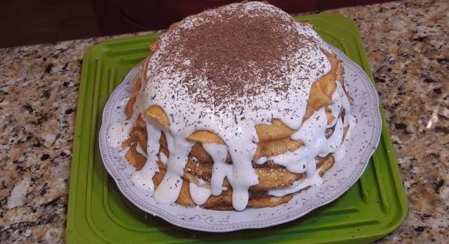 торт-блинный-с-фруктами