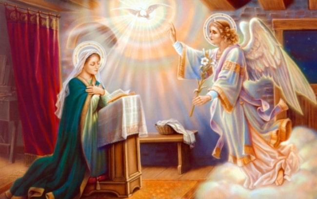 благовещание-марии