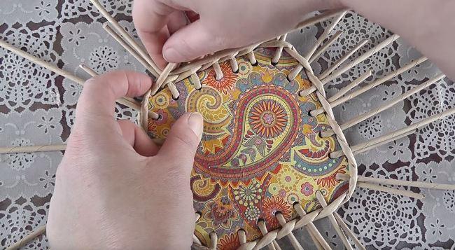 плетем-первый-круг