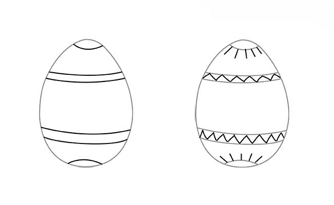 рисовать-пасхальные-яйца