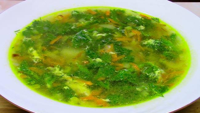 суп-с-яйцом-и-картофелем