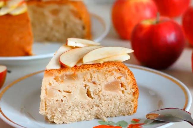 манник-с-яблоками
