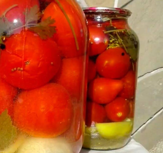 маринованные-помидоры-с-перцем