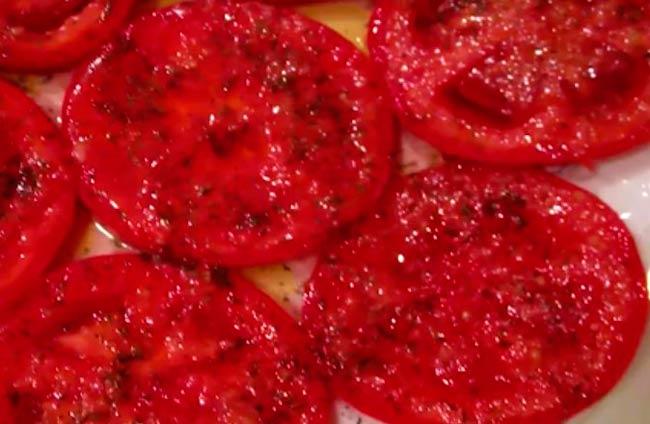 помидоры-кружочками