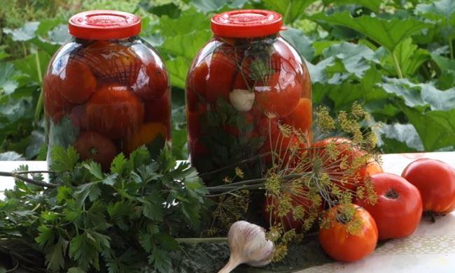 засолка-помидоров-на-зиму