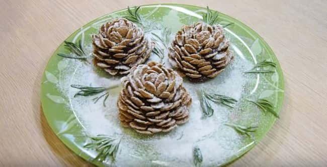 десерт-зимняя-шишка