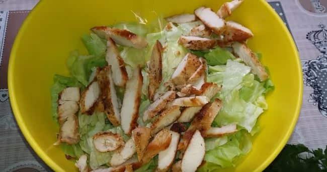 накрошить-салат